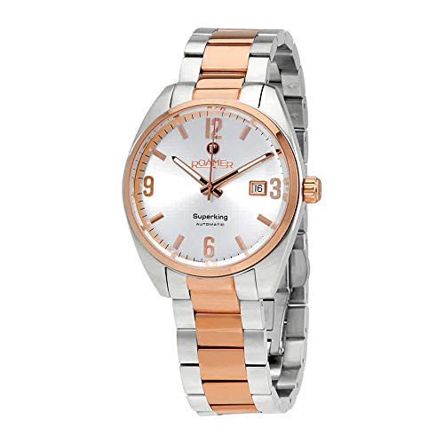 Roamer orologio uomo automatico Superking 550633 49 14 50