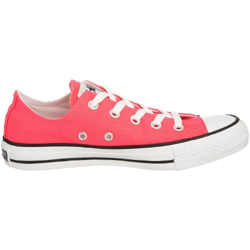 BASKETS mONTANTES cONVERSE cT aLL sTAR oX lO sPEC tAYLOR cHAUSSURES 114063 nECKYDORM cALE rOSE fLUO 36–43 nEUF Rose
