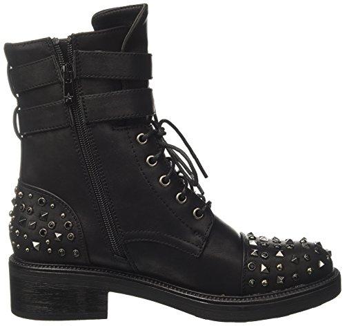 Primadonna Damen 109311728ep Combat Boots Schwarz (Nero)