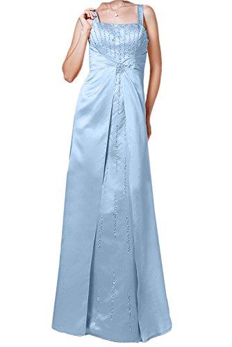 Victory Bridal - Robe - Trapèze - Femme Bleu