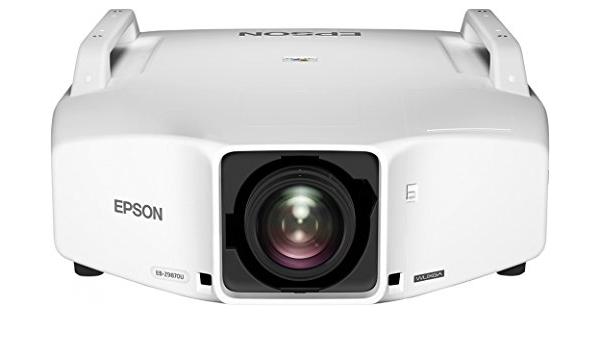 Epson Eb Z9750u 3lcd Wuxga Installationsprojektor Heimkino Tv Video