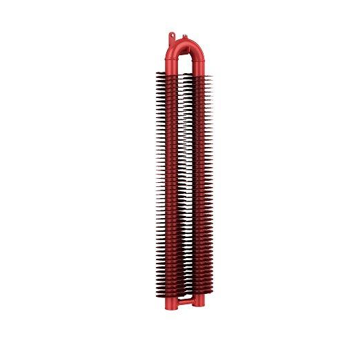 Design-Heizkörper, Wohnheizkörper, RETROHO II- 2500x283x137 mm,1681 W - Retro industrielle Heizungs aus der Spiral-Röhren - Wandheizkörper -