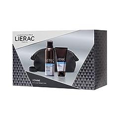 Idea Regalo - LIERAC COFANETTO REGALO UOMO MOUSSE + DOPO BARBA + BEAUTY