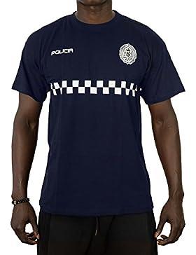 Alpimara Camiseta Policía Local para Niño