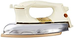 Bajaj DHX 9 1000-Watt Dry Iron (Cream)