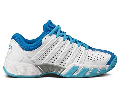 K-SWISS BigShot Light 2.5 Omni Scarpa Junior Bianco/Blu