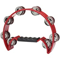 Stagg TAB2RD Tambourin 16 cymbalettes - rouge