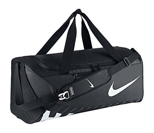 Nike Borsa Da Palestra Alpha Adapt Crossbody Grande Nero, Taglia L