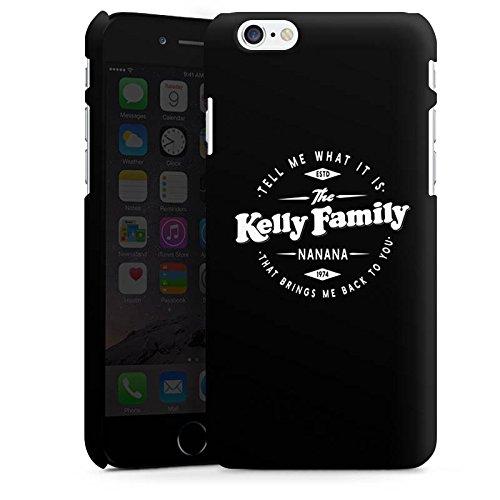 Apple iPhone 6 Silikon Hülle Case Schutzhülle The Kelly Family Nanana Merchandise Fanartikel Premium Case matt