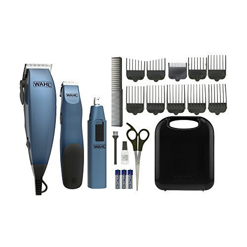 Wahl 79305-2817 Grooming Gift Set Clipper, Trimmer and Ear Trimmer