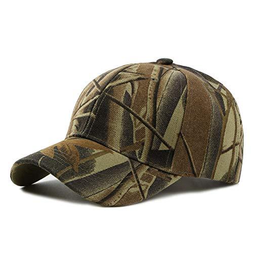 JJJRMP Sommer Mens Armee Tarnung Camo Cap Cadet Wüste Camo Hut Baseball Cap Jagd Angeln Wüste Hut -
