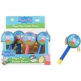 Paddle Tambor de Peppa Pig con silbato de juguete - Peppa Pig Juguetes