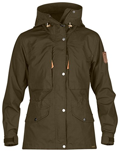 FjallRaven Veste casual Sarek Trekking Jacket W. Dark Olive