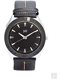 KILLER Analogue Black Dial Men's Watch - KLW011C