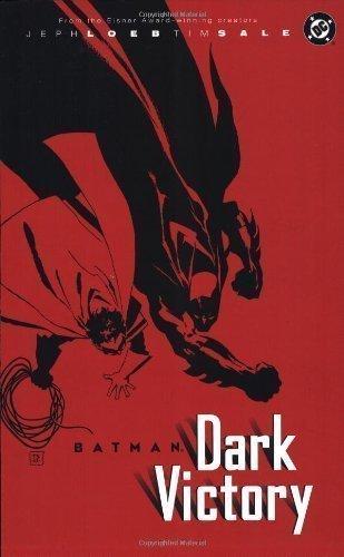 Batman Dark Victory TP by Jeph Loeb (2005)