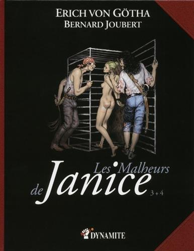 Les Malheurs de Janice - tome 3 + tome 4 - par von Götha Erich