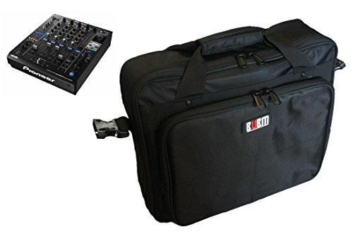 BUBM DJM-900 Tragetasche Zum Pioneer_DJ 900 NAS / DJM 900 / DJM 800/750 Professioneller Mixer Pioneer Tasche Pioneer DJ 900 Pionier DJM Rührgerät