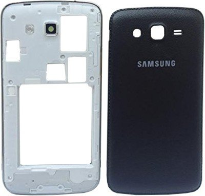 R.I's Original Samsung Galaxy Grand 2 G7102 Replacement Body Housing Front & Back Panel - Black  available at amazon for Rs.424