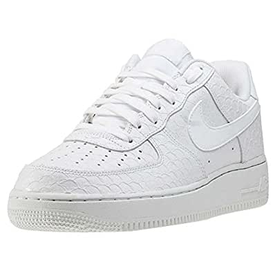 Nike Air force 1 '07 lv8 - Chaussures de basket-ball, Homme, Couleur Blanc (white/summit white-summit white), taille 40