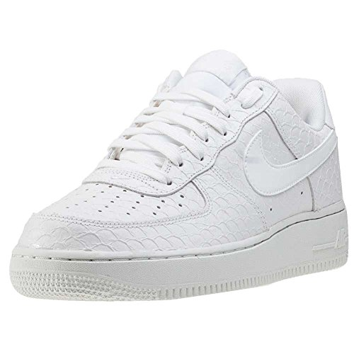 Nike - Air Force 1 '07 Lv8, Scarpe da ginnastica Uomo Bianco (white/summit white-summit white)
