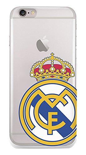 Real Madrid RMCAR004 - Carcasa con Escudo para Apple iPhone 6