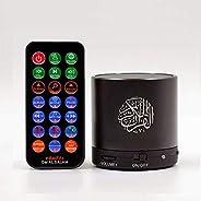 Dar AL SALAM Quran Speaker with Remote (QS100) - Black