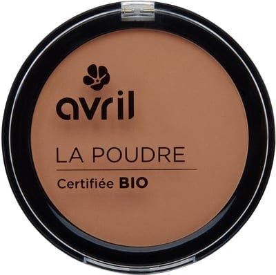 AVRIL - Poudre Compacte Cuivre 478 - Ne Dessèche pas la Peau - Certifiée Bio - Non Testée sur les Animaux - 7g