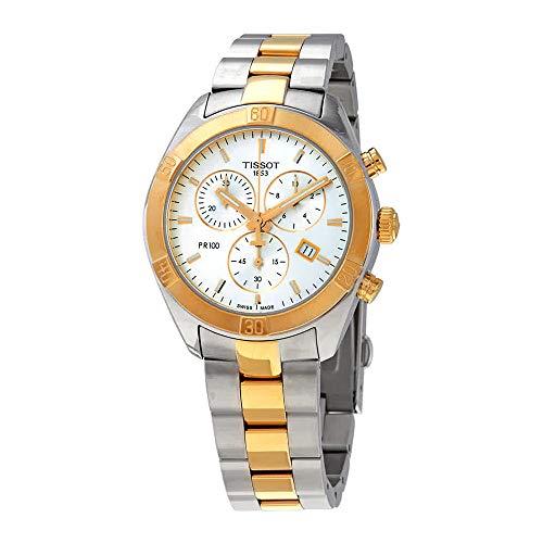 Tissot PR 100 Sport Chic Lady T101.917.22.031.00 - Cronografo da donna