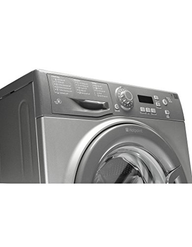 The Hotpoint WMAQF 721G UK Freestanding Washing Machine is a high-tech