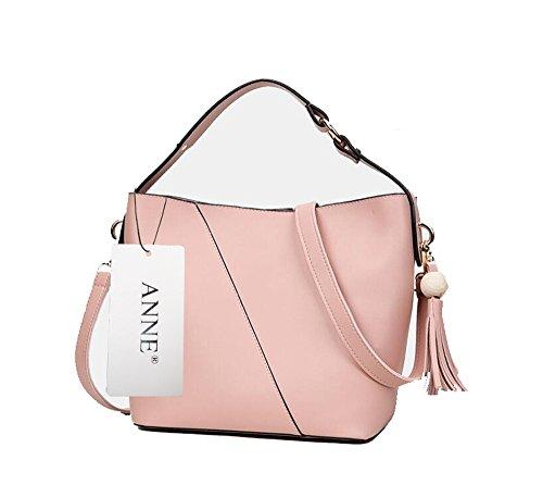 Anne - Borsa donna B Pink
