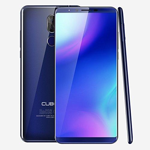 CUBOT X18 PLUS Smartphone 4G Telefono Móvil con Pantalla de 5.99 Pulgadas 18:9...