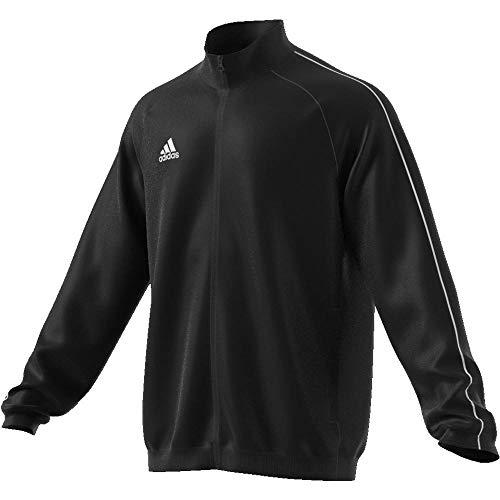Adidas Core18 Pre Jkt Sport Jacket, Hombre, (Negro/Blanco), M