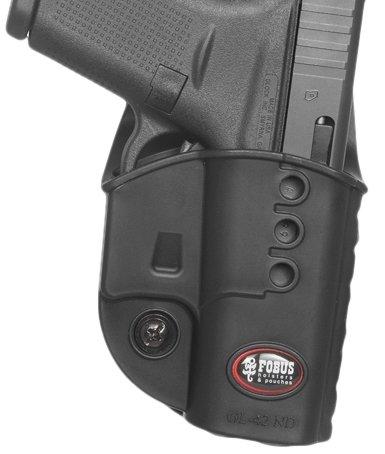 Fobus Modell gl42ndbh Glock 42Rechte Hand Gürtel Holster (Glock 42 Hand-gun)