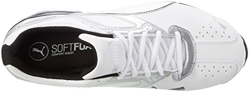 Homme 6 Silver Chaussures Compétition Tazon De Running Blanc Black Fqw6YZxqr