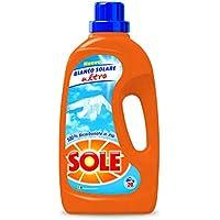 SOLE Lav.liq.20 mis.bianco solare 1,3 lt. - Détergent à lessive