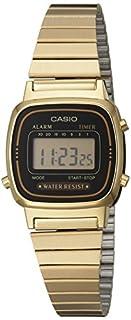 Casio Montre Femme Digitale - LA670WGA-1DF (B003BJFQW4)   Amazon price tracker / tracking, Amazon price history charts, Amazon price watches, Amazon price drop alerts
