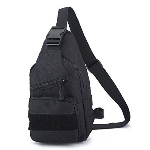 BULAGE Paket Taktik Brust Multifunktion Schulter Messenger Bag Outdoor Bergsteigen Tarnung Männer Reisen Reiten Mode Tragen AC