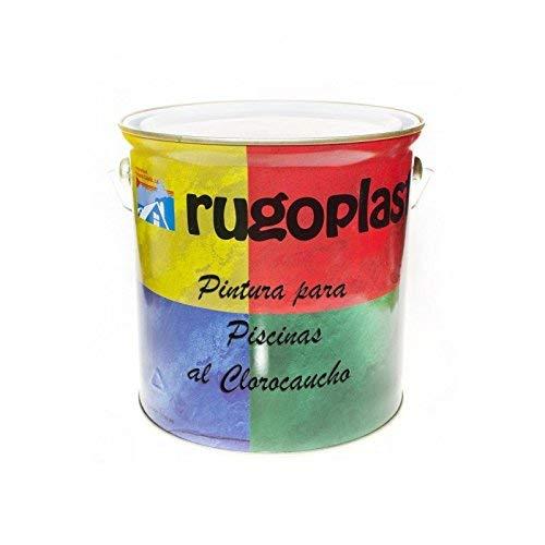 Pintura Piscinas al Clorocaucho Azul / Blanco (5Kg, Azul H 24) Envío