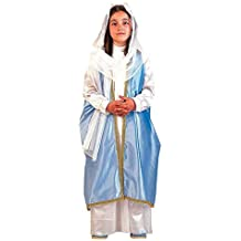 Disfraz Virgen Maria Talla L (8-10años)