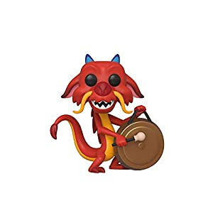 Funko Pop Mushu con Gong (Mulán 630) Funko Pop Disney