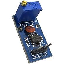MagiDeal Ne555 Módulo de Generador de Pulso de Frecuencia Ajustable 5V-12V para Arduino DIY
