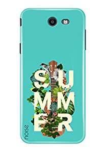 Noise Designer Printed Case / Cover for Samsung Galaxy J7 Pro / Quotes/Messages / Summer Greetings