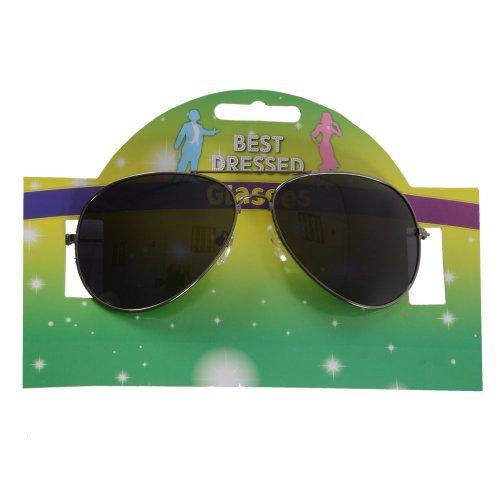 Michael Alle Kostüme Jackson (New Michael Jackson Aviator Style Fancy Dress Glasses by)