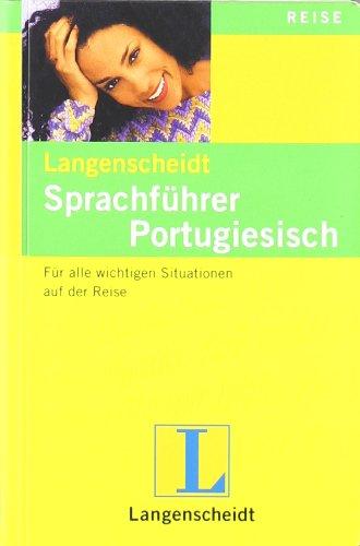 Langenscheidt Langenscheidt Sprachführer Portugiesisch: Für alle wichtigen Situationen auf der Reise