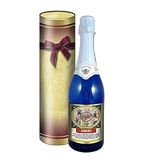 Sternzeichen-Krebs-075l-Sekt-Mosel-blaue-Flasche-in-der-Geschenkdose-im-Schleifendesign