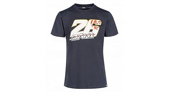 Taille M Homme Rouge Tee Shirt Dani Pedrosa DP26 Honda Officiel