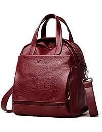 a60d153f60797 DEERWORD Mujer Bolsos mochila Bolsas escolares Bolsos bandolera Shoppers y  bolsos de hombro Cuero de PU