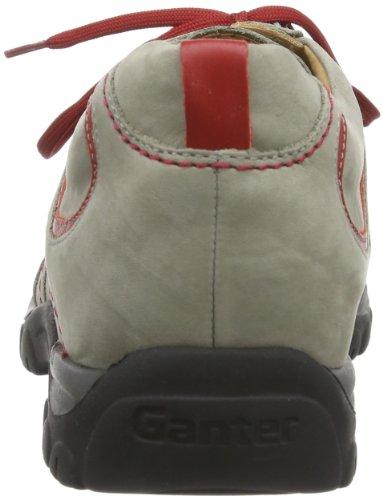 Ganter Gwen Weite G 7-204328-68000 Scarpe Stringate Donna Grigie (pietra 6800)