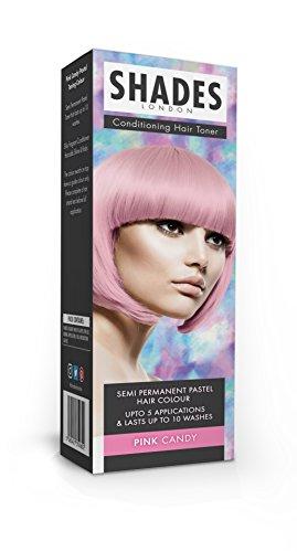 Shades London semi permanente per capelli color pastello