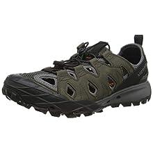Merrell Men's CHOPROCK LTR SIEVE Water Shoes, Grey Grey, 10.5 UK 45 EU